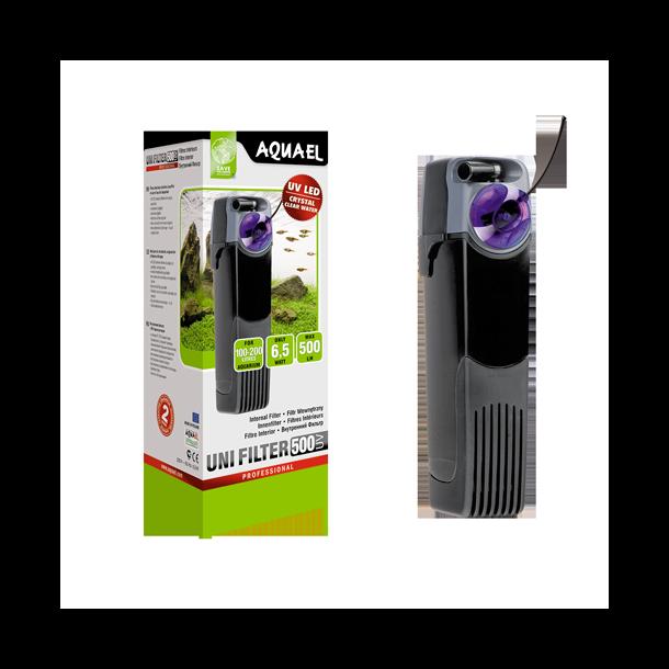 AQUAEL Unifilter 500 med UV