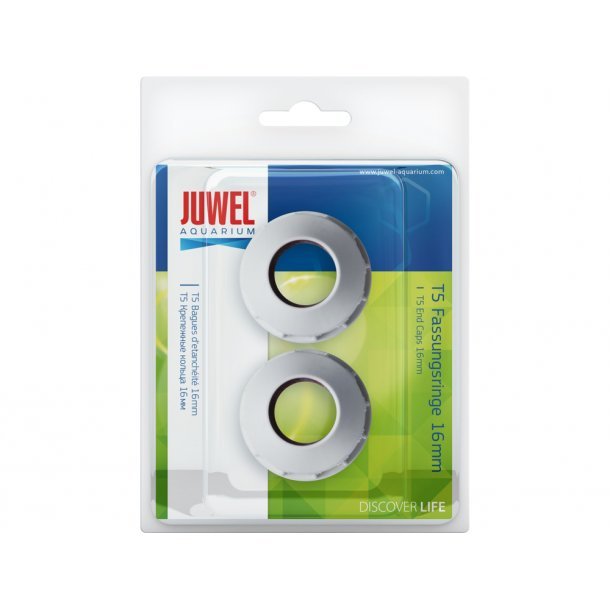JUWEL Fatningsringe T5 - 2stk.