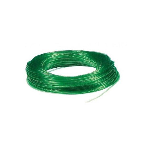Luftslange 4/6mm - Grøn - 25m