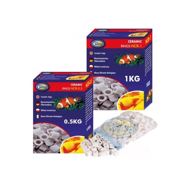 AQUA NOVA Ceramic Rings 1kg