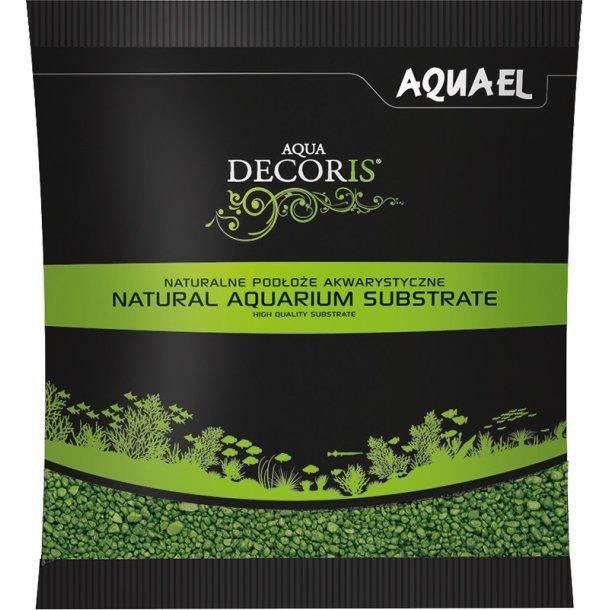 AQUAEL Aqua Decoris Grøn - 1kg - Grus