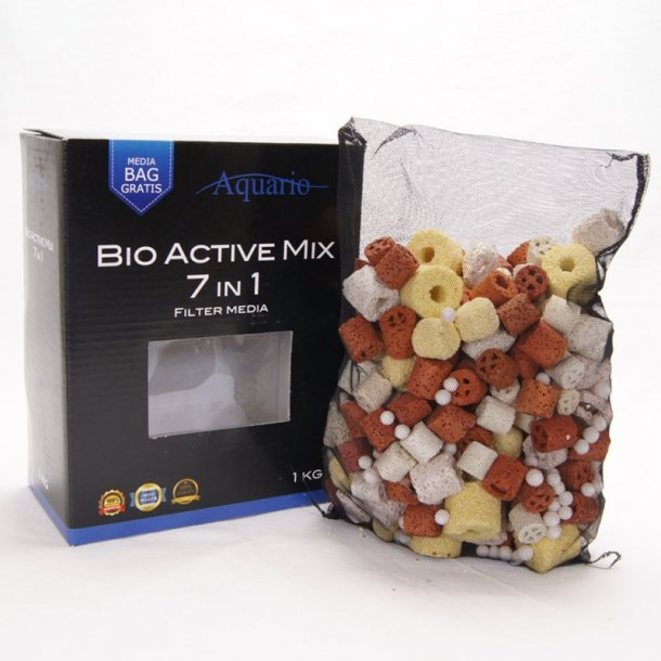 AQUARIO Bio Active Mix 7in1 - 1kg
