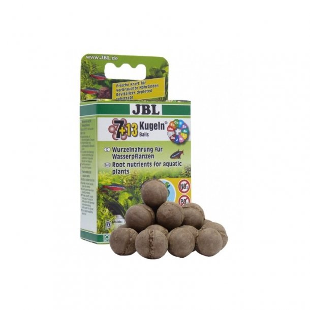JBL Die 20 Kugeln - Gødningsbolde