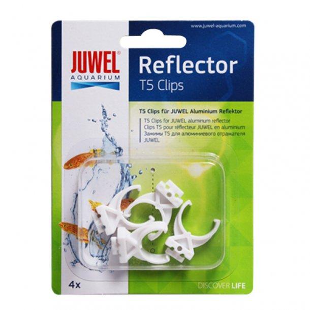 JUWEL Reflector Clips T5 - 4stk.