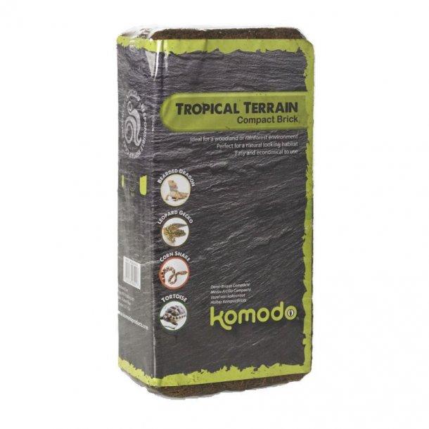 KOMODO Tropical Terrain Brick L - 8l