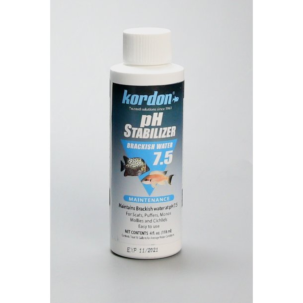 KORDON pH 7.5 Stabilizer - 118ml