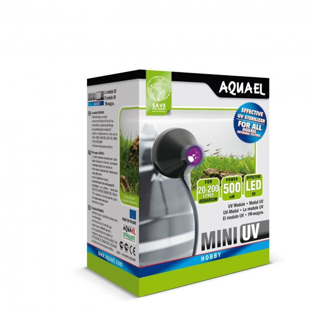 AQUAEL Mini UV Led - 500mW