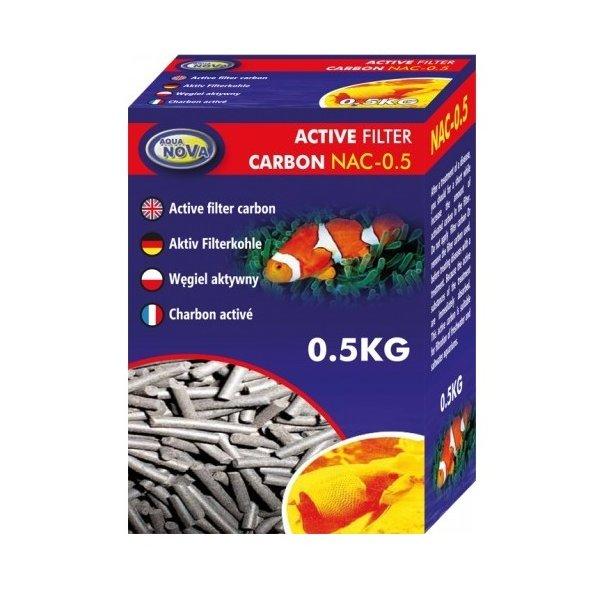 AQUA NOVA Active Carbon 0.5kg