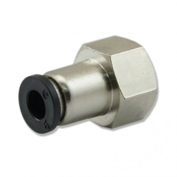 Adapter - 1/4 tommers - 6mm
