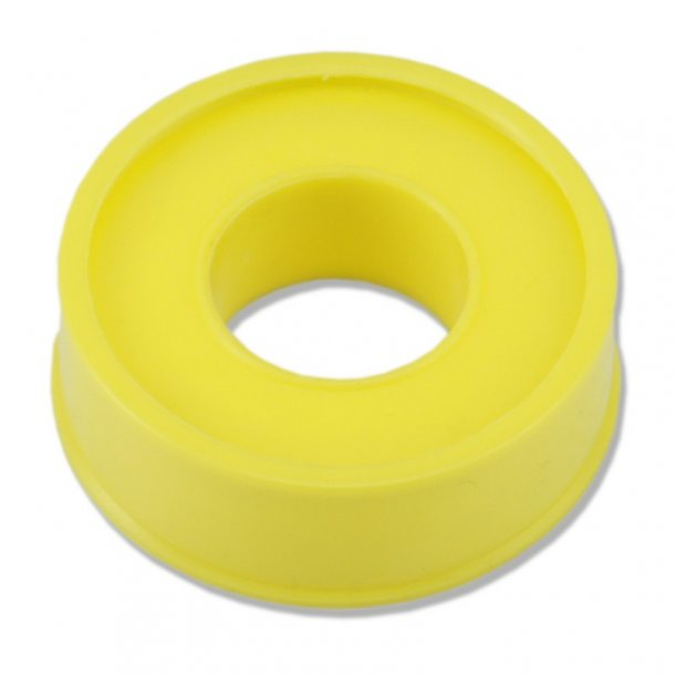 Teflon tape til gevind - 15m x 12mm