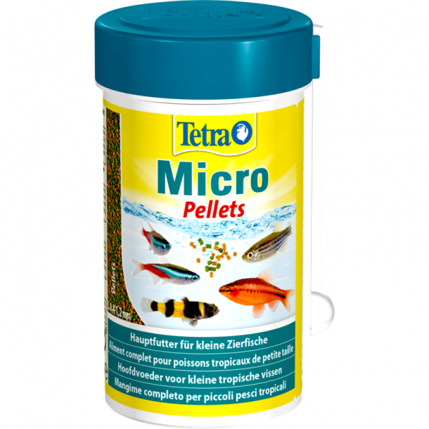 TETRA Micro Pellets - 100ml