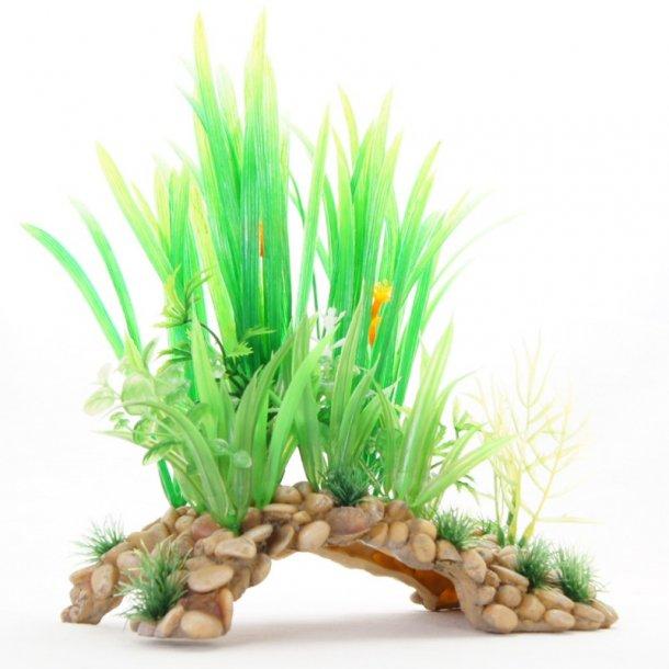 YUSEE - Klump af græs XL - 20x14x33cm